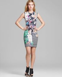 Clover Canyon Dress Enchanted Garden - Lyst