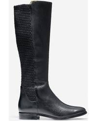 Cole Haan Rockland Boot black - Lyst