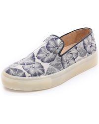 H by Hudson - Annuk Slip On Sneakers - Lyst