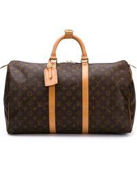 Louis Vuitton | 'keepall' Bag 50cm | Lyst