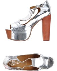 Jeffrey Campbell Court - Lyst