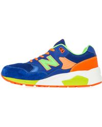 New Balance The Neon Light 580 Sneaker - Lyst