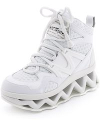 Marc By Marc Jacobs Ninja Sneakers - White - Lyst