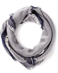 Diesel Black Gold Big Bug Scarf - Lyst