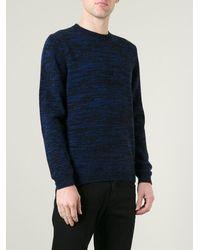 Fendi Patterned Sweater - Lyst