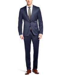 Hugo Boss Extra Slim Fit Suit 'Ryan4/Win2' In New Wool Blend - Lyst
