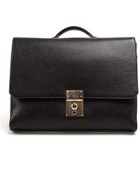 Thom Browne Briefcase - Lyst