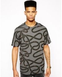 Odd Future Tshirt with Mike G Race Track - Lyst