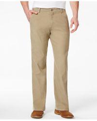 Cutter & Buck - Men's Big And Tall Walker Corduroy Trousers - Lyst