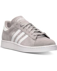 Adidas Men'S Campus Casual Sneakers From Finish Line - Lyst