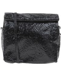 Cheap Monday Handbag black - Lyst
