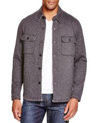 Billy Reid - Darryl Regular Fit Shirt Jacket - Lyst