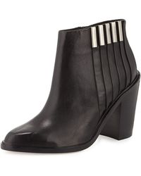 L.a.m.b. Todd Leather Ankle Boot - Lyst