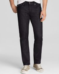 True Religion Jeans Geno Slim Fit in Midnight Blue - Lyst
