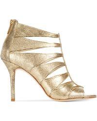 Michael Kors Michael Mavis Evening Sandals - Lyst