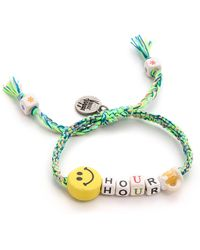Venessa Arizaga - Happy Hour Bracelet - Lyst