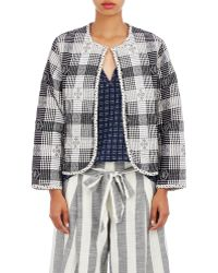 Ace & Jig - Quilted Reversible Jacket - Lyst