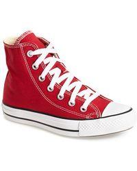 Converse Chuck Taylor All Star Seasonal High-Top Sneakers - Lyst