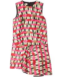 Marni Asymmetric Dress - Lyst