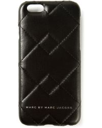 Marc By Marc Jacobs Quilted Iphone 6 Cover - Lyst
