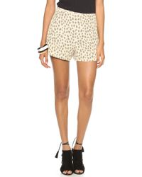 Equipment - Lewis Shorts - Bleached Sand - Lyst