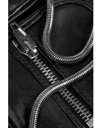 Alexander Wang - Brenda Leather Shoulder Bag - Lyst