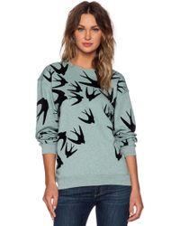 McQ by Alexander McQueen Classic Sweatshirt - Lyst