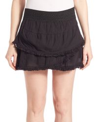 Generation Love - Lillian Fringe Skirt - Lyst