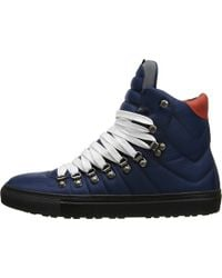 DSquared2 Alfredo High Top Sneaker - Lyst