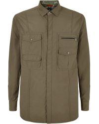 Victorinox - Branson Utility Long Sleeve Shirt - Lyst