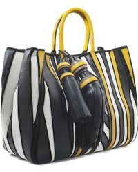 Anya Hindmarch Belvedãre Crazy Maxi Tote - Lyst