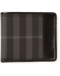 Burberry London Nova Check Wallet - Lyst