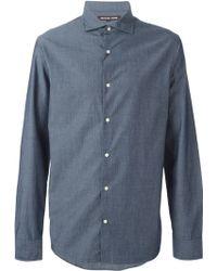 Michael Kors Classic Shirt - Lyst