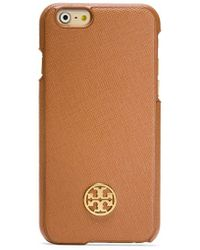 Tory Burch Robinson Hardshell Case For Iphone 6 - Lyst
