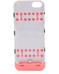 Marc By Marc Jacobs - I Heart Marc Iphone 5 5s Boost Case - Lyst
