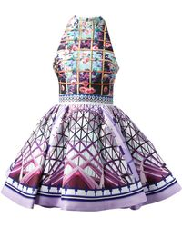 Mary Katrantzou Trinkolo Dress - Lyst