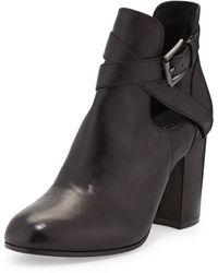 Ash Famous Crisscross Ankle Boot - Lyst