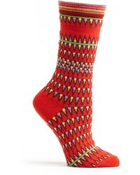 Ozone Socks Kente Spears Socks - Lyst