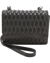 Theyskens' Theory - Theyskens' Theory Sarah Acap Quilted Bag - Lyst