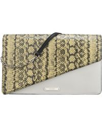 Nine West Strong Angles Clutch - Lyst