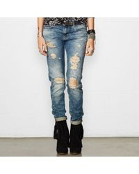 Denim & Supply Ralph Lauren Relaxed Oceanside Skinny Jean - Lyst