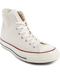 Converse 70s Chuck Vintage White High-top - Lyst