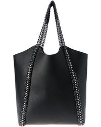 De Couture - Chain Link Tote Bag - Lyst