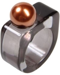 MM6 by Maison Martin Margiela Ring - Lyst