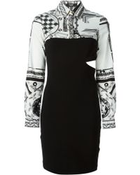 Versus  Anthony Vaccarello X Versace Dress - Lyst