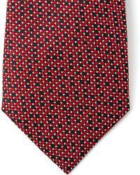 Lanvin - Red Dot Tie - Lyst
