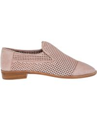 Jeffrey Campbell | Barkley Suede Loafers | Lyst