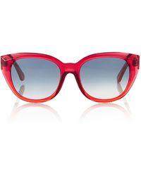 Marni Rose Acetate Sunglasses - Lyst
