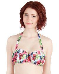 Marie Meili - Zen Again Swimsuit Top - Lyst