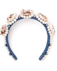 Masterpeace | Rose Pearl Headband | Lyst